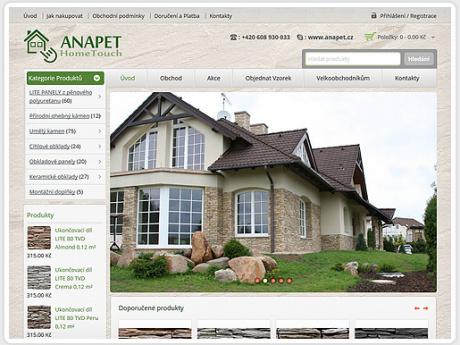 Интернет-Магазин по продаже плитки в Чехии