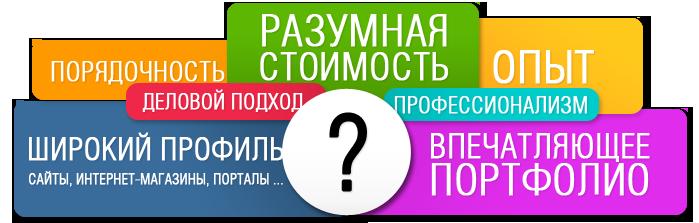 как выбрать разработчка сайта в Чехии